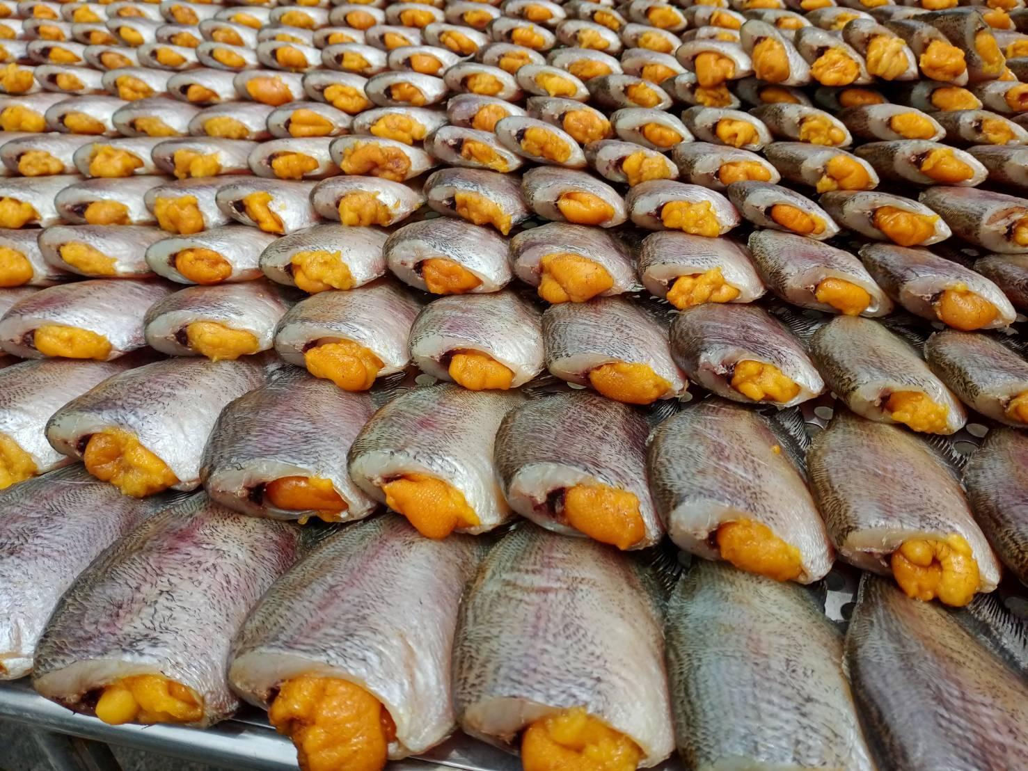 ปลาสลิด ราคา